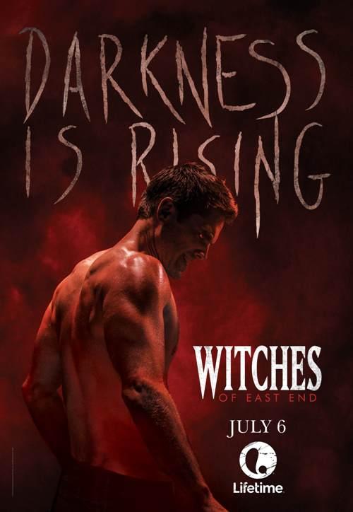 Witches of East End: nuovi poster per la stagione 2 | Il ...
