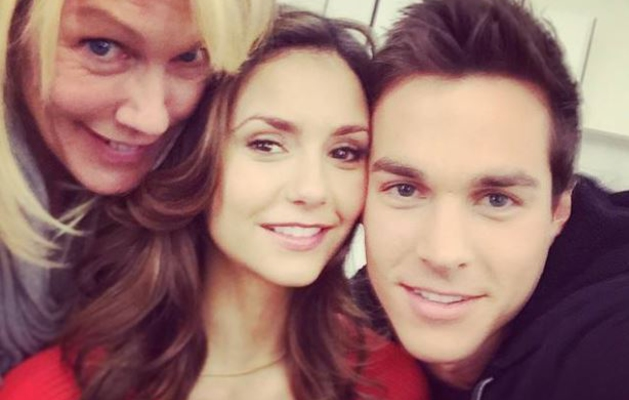 chris wood and nina dobrev dating 2014