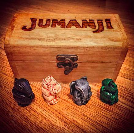 Jumanji il gioco da tavolo ora acquistabile il blog di luigi toto - Jumanji gioco da tavolo ...