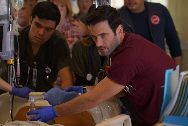 """Photo from the episode """"The Beating Heart"""""""