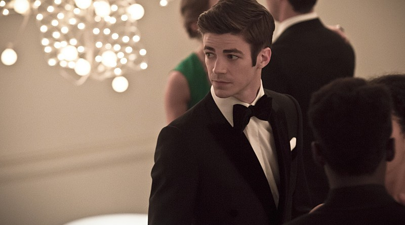 "The Flash -- ""Potential Energy"" -- Image FLA210b_0035b -- Pictured: Grant Gustin as Barry Allen -- Photo: Katie Yu/The CW -- © 2016 The CW Network, LLC. All rights reserved."