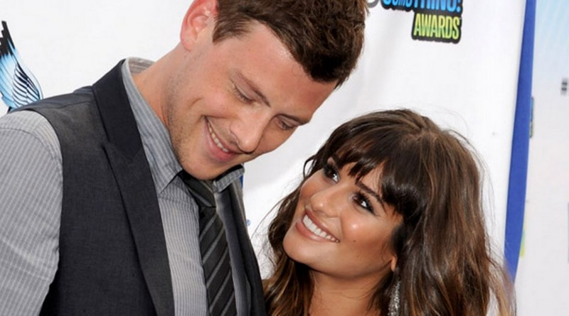 Actors-Cory-Monteith-and-Lea-Michele
