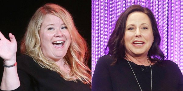 Marlene King si complimenta con Julie Plec per The Vampire Diaries