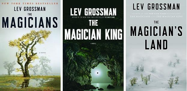 The Magicians trilogia libri